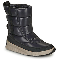 kengät Naiset Talvisaappaat Sorel OUT N ABOUT PUFFY MID Black
