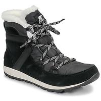 kengät Naiset Bootsit Sorel WHITNEY FLURRY Musta