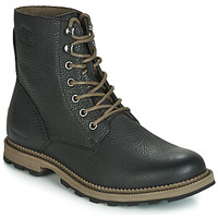 kengät Miehet Bootsit Sorel MADSON 6 BOOT WATERPROOF Black