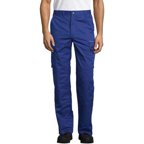 vaatteet Reisitaskuhousut Sols ACTIVE PRO WORKS Azul