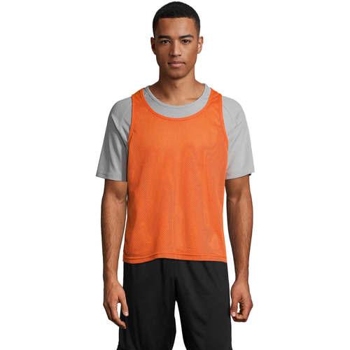 vaatteet Hihattomat paidat / Hihattomat t-paidat Sols ANFIELD SPORTS Naranja