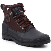 kengät Miehet Bootsit Palladium Manufacture Sport Cuff WP 2.0 75567-222-M brown, black