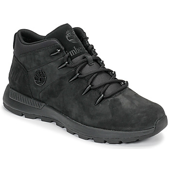 kengät Miehet Bootsit Timberland EURO SPRINT TREKKER Black