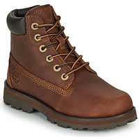 kengät Lapset Bootsit Timberland COURMA KID TRADITIONAL6IN Brown