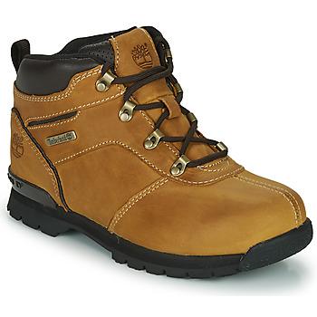 kengät Lapset Bootsit Timberland SPLITROCK 2 Brown