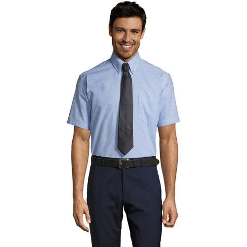 vaatteet Miehet Lyhythihainen paitapusero Sols BRISBANE ORIGINAL WORK Azul