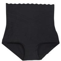 Alusvaatteet Naiset Muotoilevat alushousut DIM BEAUTY LIFT Black