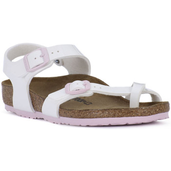 kengät Tytöt Sandaalit ja avokkaat Birkenstock NEW YORK Bianco