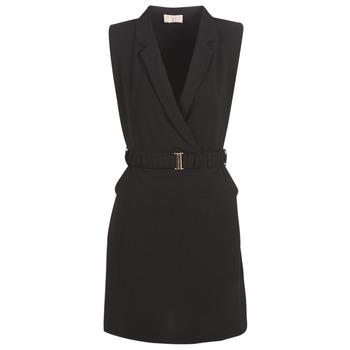 vaatteet Naiset Hihattomat paidat / Hihattomat t-paidat Moony Mood KOAL Black