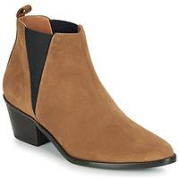 kengät Naiset Bootsit Castaner GABRIELA Cognac