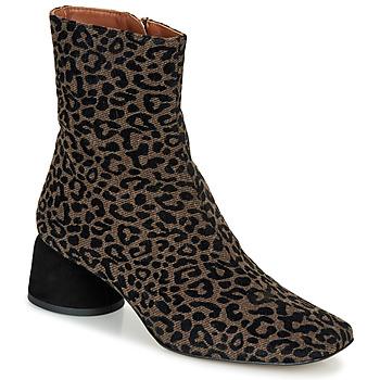 kengät Naiset Bootsit Castaner LILO Brown