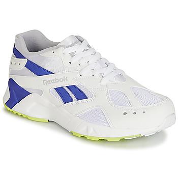 kengät Miehet Matalavartiset tennarit Reebok Classic AZTREK White / Blue
