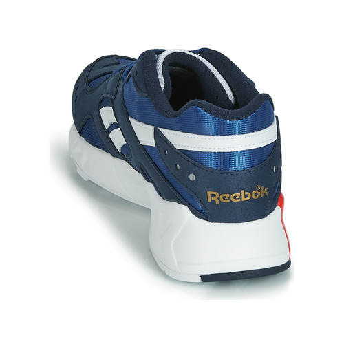 Reebok Classic Aztrek Blue - Ilmainen Toimitus- Kengät Matalavartiset Tennarit Miehet 64