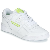 kengät Matalavartiset tennarit Reebok Classic WORKOUT PLUS MU White