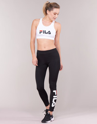 vaatteet Naiset Legginsit Fila FLEX LEGGINGS Musta