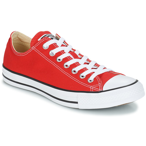 best loved 14458 e514b kengät Matalavartiset tennarit Converse CHUCK TAYLOR ALL STAR CORE OX Red