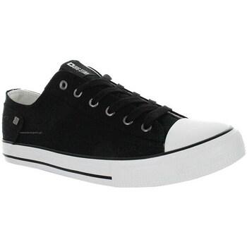 kengät Miehet Tenniskengät Big Star DD174273 Mustat
