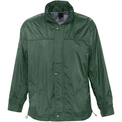 vaatteet Tuulitakit Sols MISTRAL HIDRO SWEATER Verde