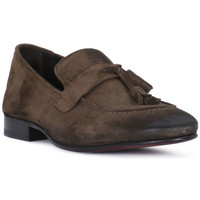 kengät Miehet Mokkasiinit Pawelk's OLD CACAO Marrone