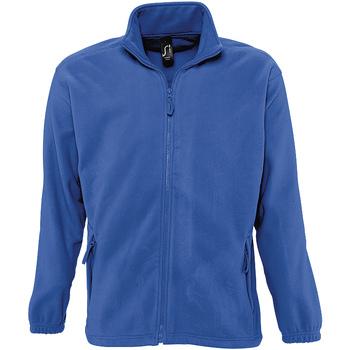 vaatteet Miehet Fleecet Sols NORTH POLAR MEN Azul