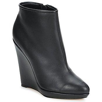 kengät Naiset Nilkkurit Bourne FONATOL Black
