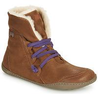 kengät Naiset Bootsit Camper PEU CAMI Color