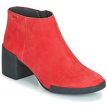 kengät Naiset Nilkkurit Camper LOTTA Red
