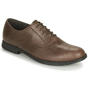 kengät Naiset Derby-kengät Camper 1913 Ruskea