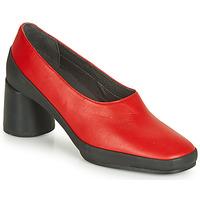 kengät Naiset Korkokengät Camper UP RIGHT Red