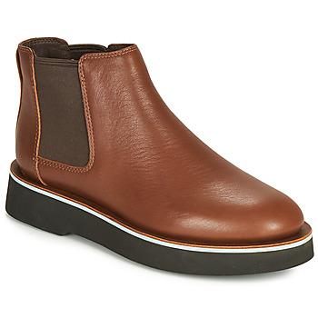 kengät Naiset Bootsit Camper TYRA chelsea Ruskea
