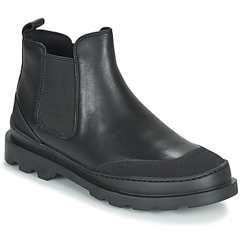 kengät Naiset Bootsit Camper BRUTUS Musta