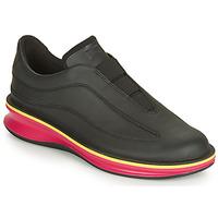kengät Naiset Matalavartiset tennarit Camper ROLLING Musta / Vaaleanpunainen