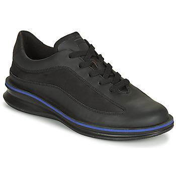 kengät Miehet Matalavartiset tennarit Camper ROLLING Black / Blue