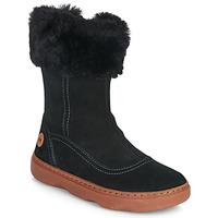 kengät Tytöt Saappaat Camper KIDDO Black