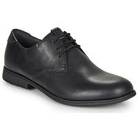 kengät Miehet Derby-kengät Camper MIL3 Black