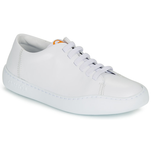 kengät Naiset Matalavartiset tennarit Camper PEU TOURING White