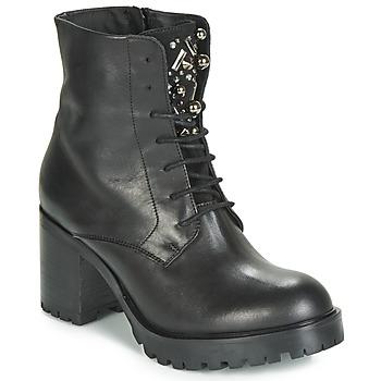 kengät Naiset Nilkkurit Tosca Blu KATE Black