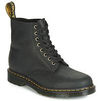kengät Miehet Bootsit Dr Martens 1460 PASCAL Black