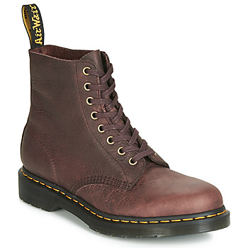 kengät Miehet Bootsit Dr Martens 1460 PASCAL Brown