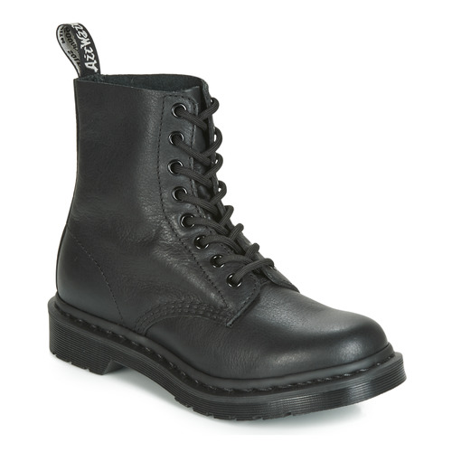 kengät Naiset Bootsit Dr Martens 1460 PASCAL MONO Musta