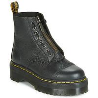 kengät Naiset Bootsit Dr Martens SINCLAIR AUNT SALLY Black