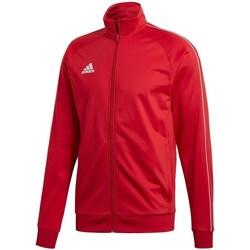 vaatteet Miehet Ulkoilutakki adidas Originals CORE18 Punainen