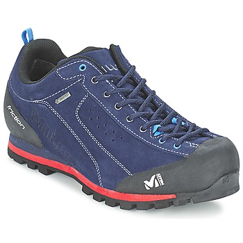 kengät Miehet Matalavartiset tennarit Millet FRICTION GTX Blue / Red