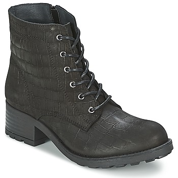 kengät Naiset Bootsit Shoe Biz RAMITKA Black