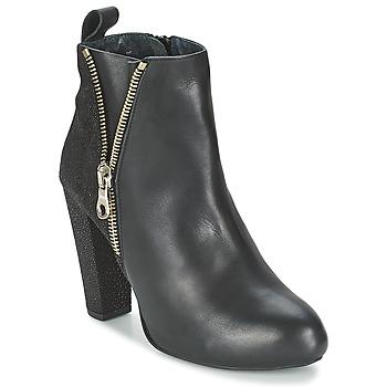 kengät Naiset Nilkkurit Shoe Biz RAIA Black