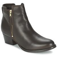 kengät Naiset Bootsit Shoe Biz ROVELLA Brown
