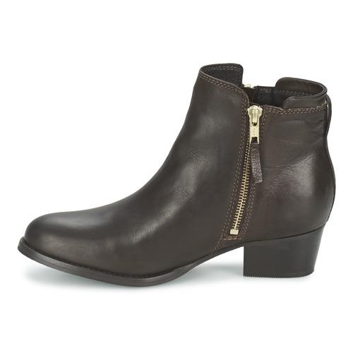 Shoe Biz Rovella Brown - Ilmainen Toimitus- Kengät Bootsit Naiset 89
