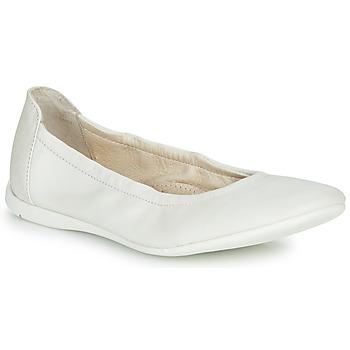 kengät Tytöt Balleriinat Ramdam LIBRE White