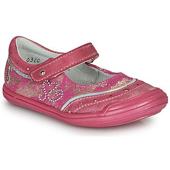 kengät Tytöt Balleriinat GBB ILEANA Pink