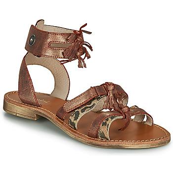 kengät Tytöt Sandaalit ja avokkaat Catimini CABRI Ruskea